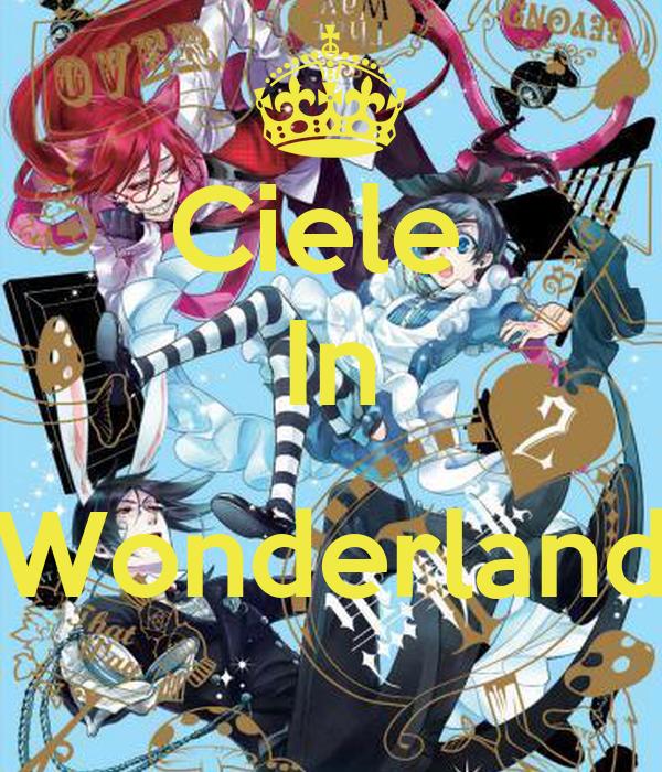 Ciele  In  Wonderland