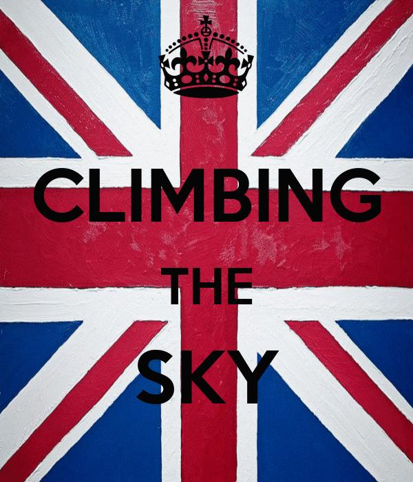 CLIMBING THE SKY