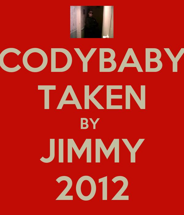 CODYBABY TAKEN BY  JIMMY 2012