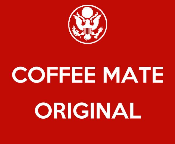 COFFEE MATE  ORIGINAL