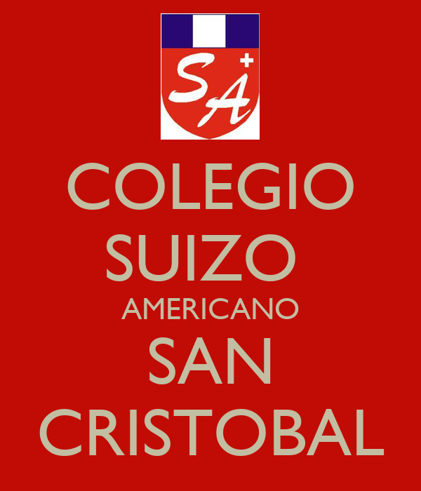 COLEGIO SUIZO  AMERICANO SAN CRISTOBAL