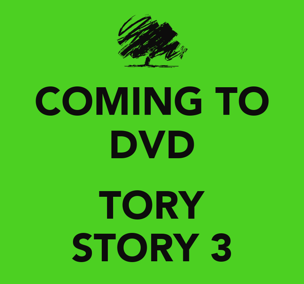 COMING TO DVD  TORY STORY 3