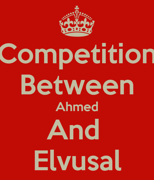 competition is a contest between indivi One way to improve morale and cooperation skills while avoiding the pitfalls of individual competition is to hold competitions between teams  sales contest, a few .