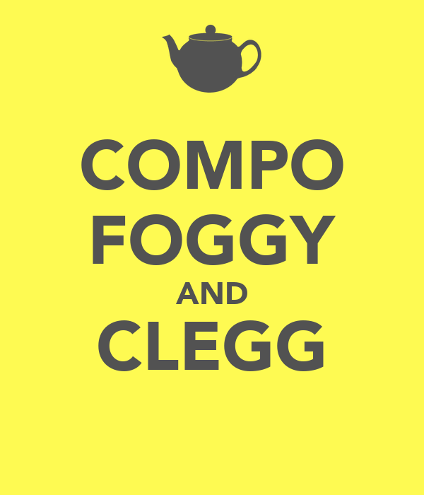 COMPO FOGGY AND CLEGG