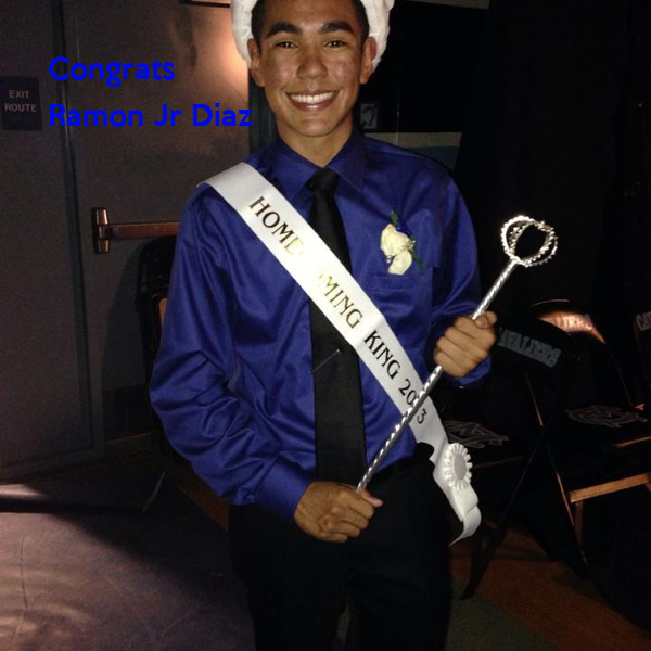 Congrats  Ramon Jr Diaz