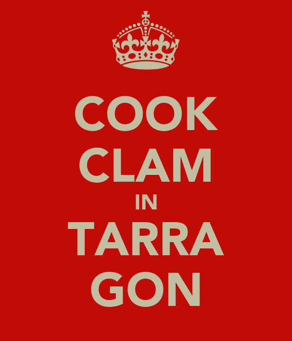COOK CLAM IN TARRA GON