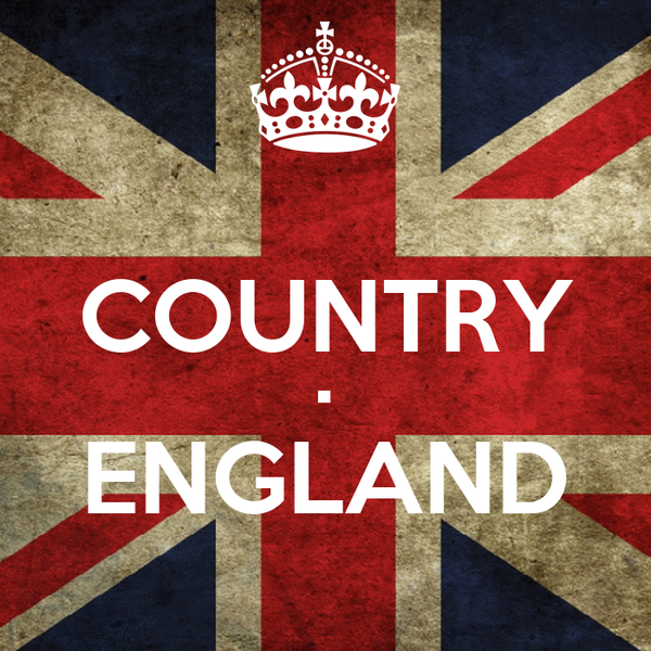 COUNTRY • ENGLAND