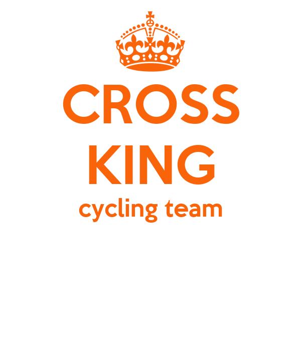 CROSS KING cycling team