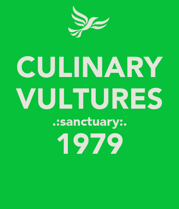 CULINARY VULTURES .:sanctuary:. 1979