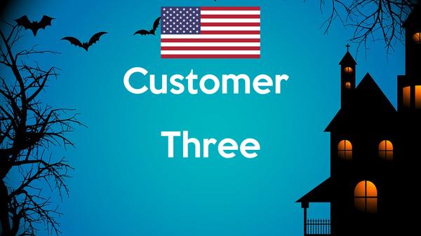 Customer  Three