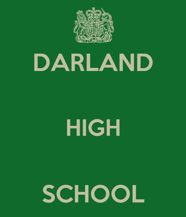 DARLAND  HIGH  SCHOOL