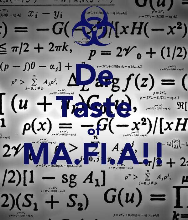 De Taste of MA.FI.A!!