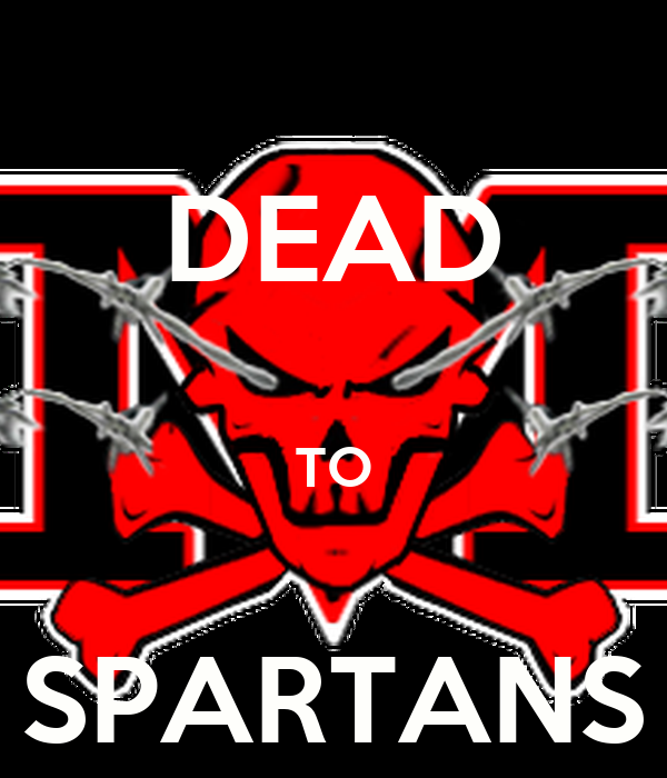 DEAD  TO  SPARTANS