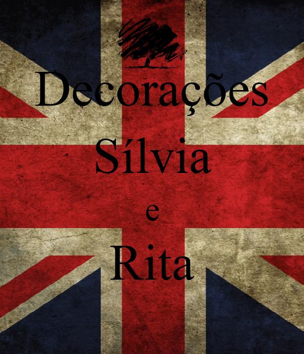 Decorações Sílvia e Rita