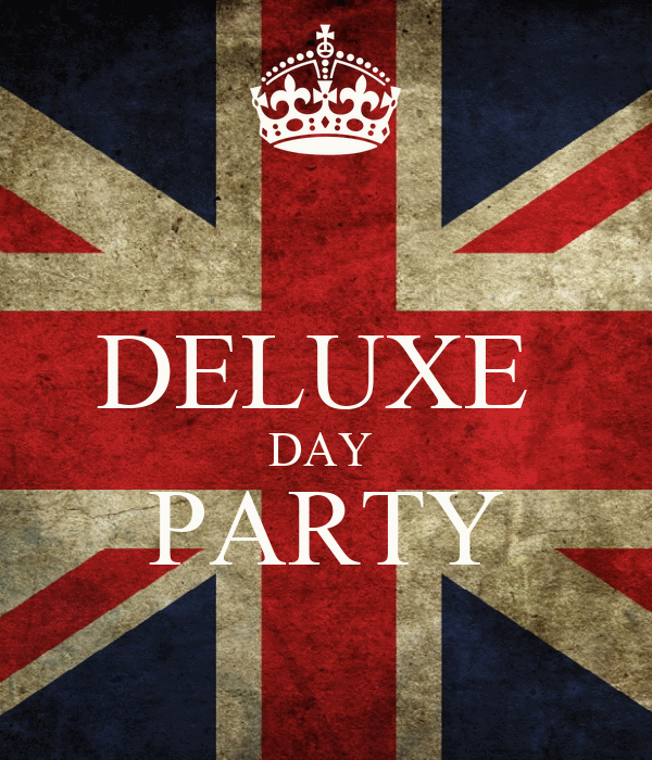 DELUXE  DAY  PARTY