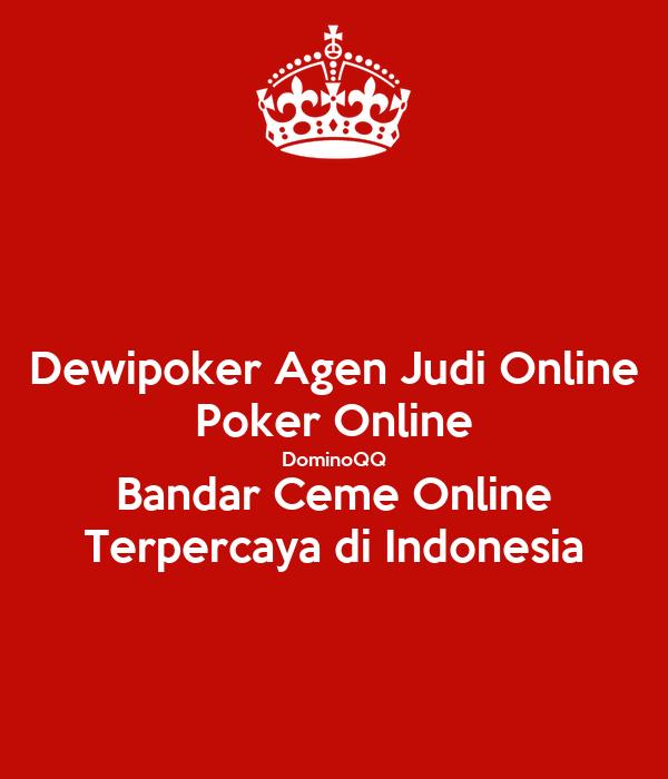 Dewipoker Agen Judi Online Poker Online Dominoqq Bandar Ceme Online Terpercaya Di Indonesia Poster Nadyalangit Keep Calm O Matic