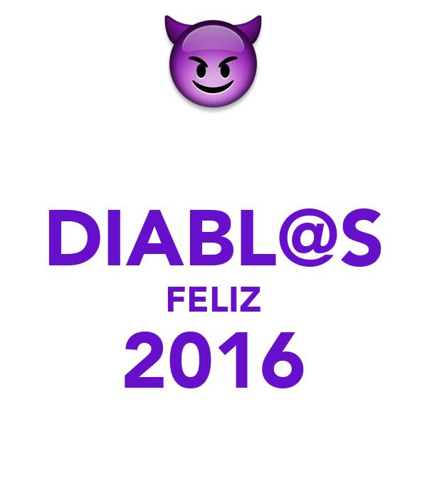 DIABL@S FELIZ 2016