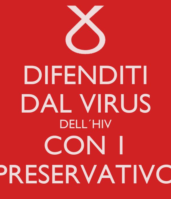 DIFENDITI DAL VIRUS DELL´HIV CON 1 PRESERVATIVO