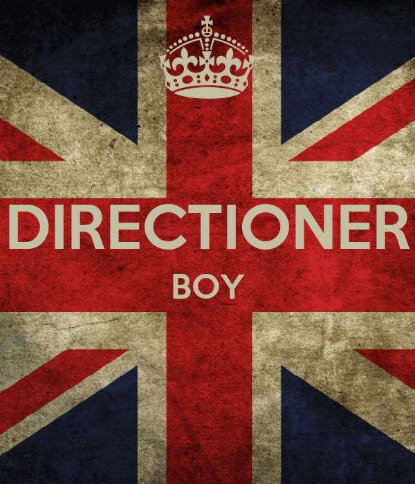 DIRECTIONER BOY
