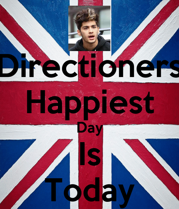 Directioners Happiest Day Is Today