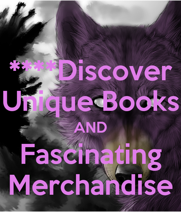 ****Discover Unique Books AND Fascinating Merchandise