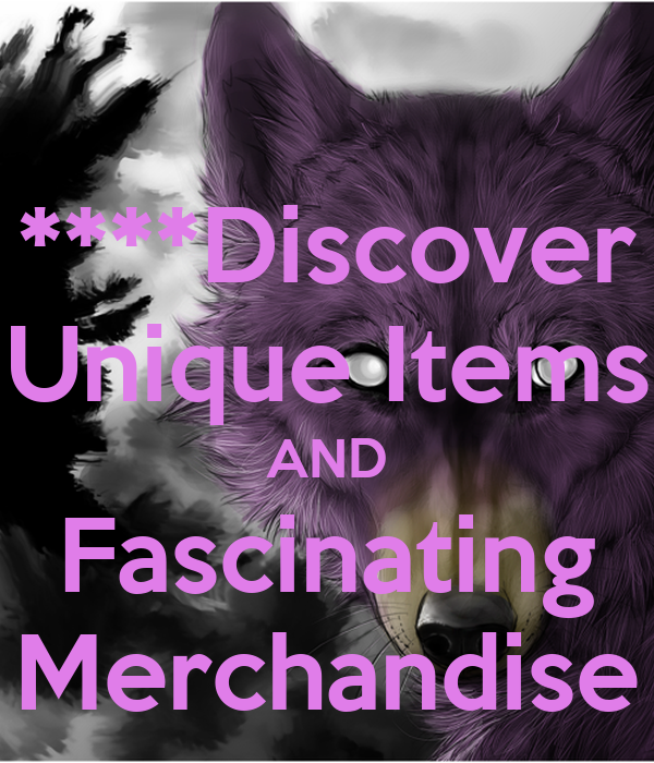 ****Discover Unique Items AND Fascinating Merchandise