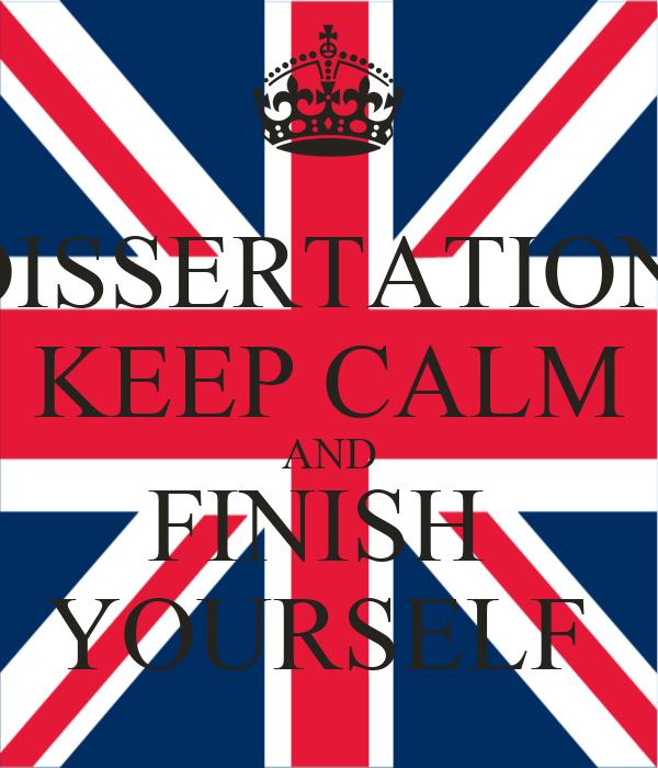 dissertation expert uk