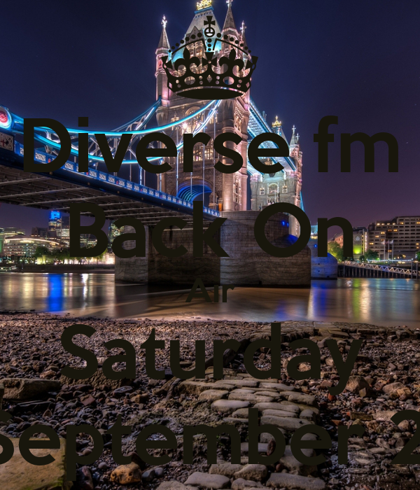 Diverse fm Back On Air Saturday 1st September 2012