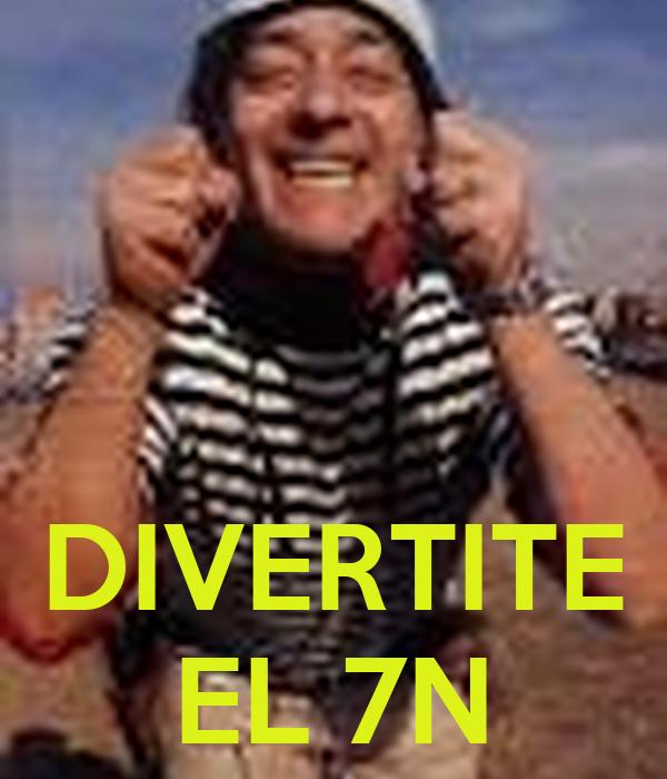 DIVERTITE EL 7N