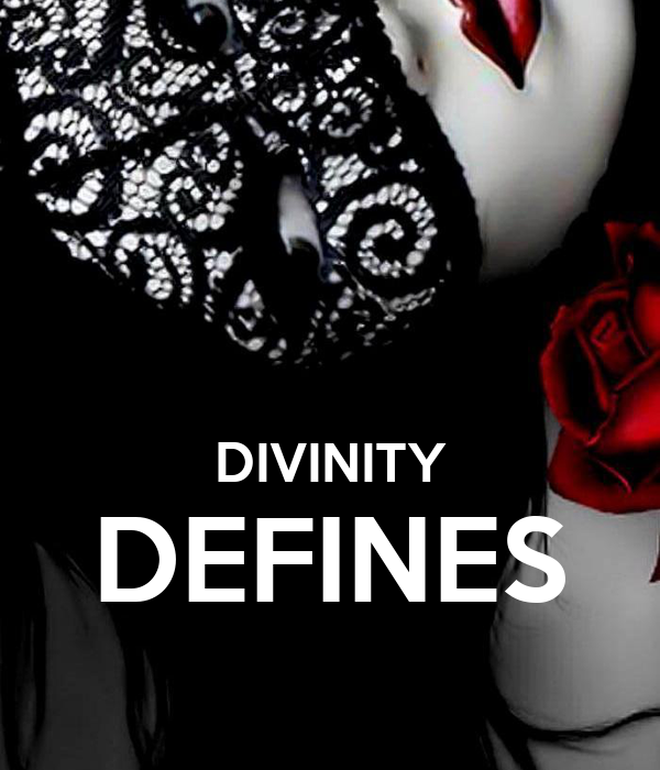 DIVINITY DEFINES