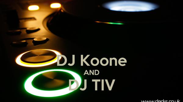 DJ Koone AND DJ TIV