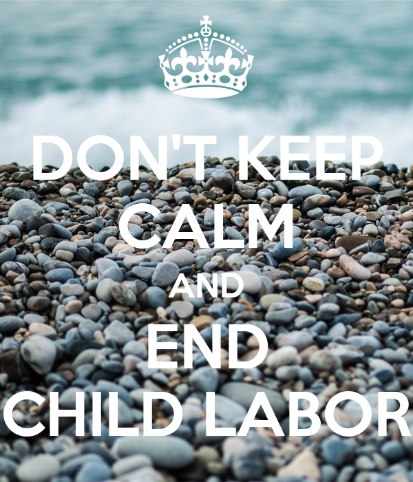 how to help end child labour