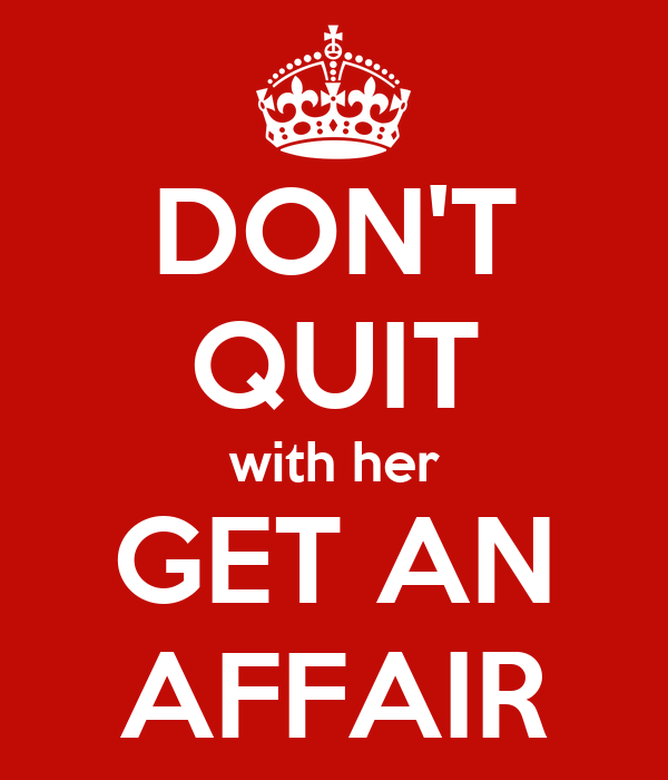 get an affair