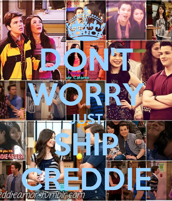 DON'T WORRY JUST SHIP CREDDIE