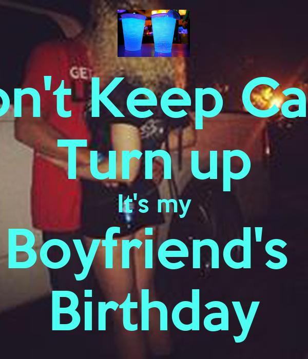 Boyfriend my turn on How to