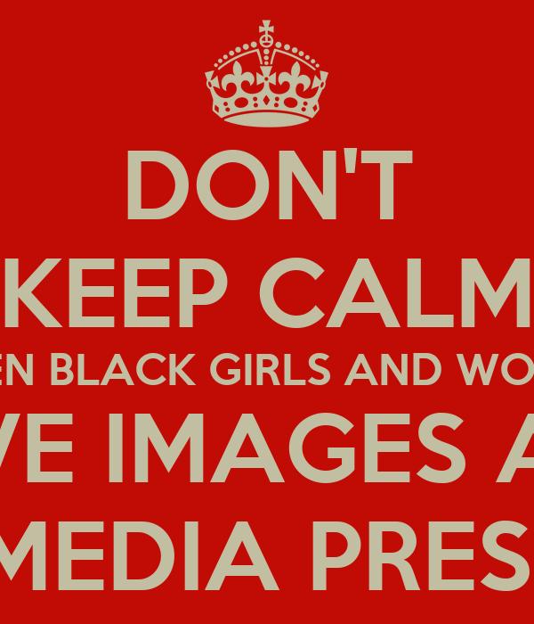 Oversexualization of black women