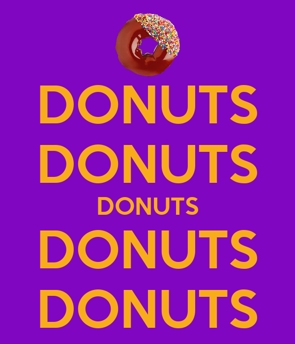 DONUTS DONUTS DONUTS DONUTS DONUTS