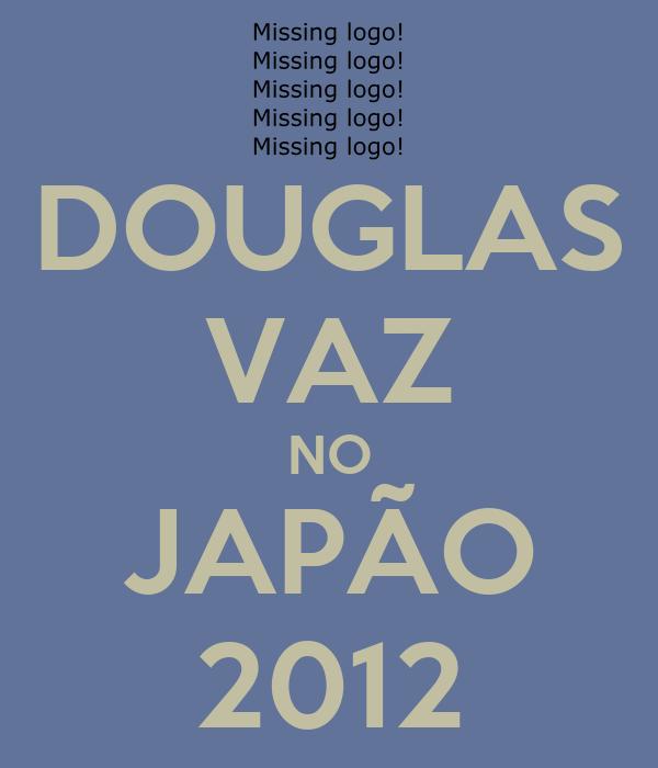 DOUGLAS VAZ NO JAPÃO 2012