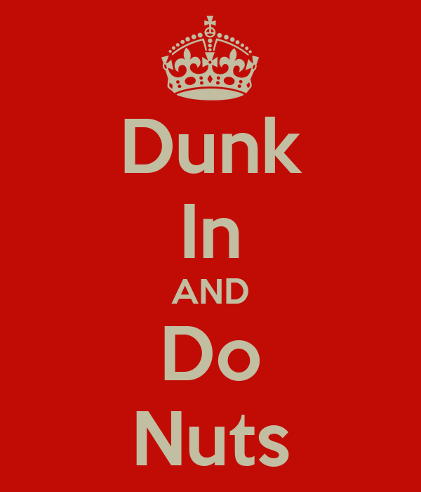 Dunk In AND Do Nuts