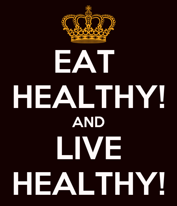 eat to live healthy+essay