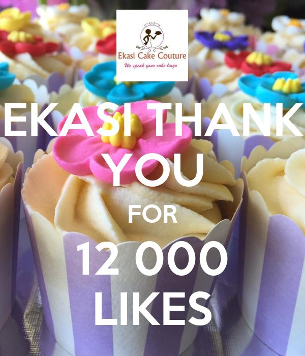 EKASI THANK YOU FOR 12 000 LIKES