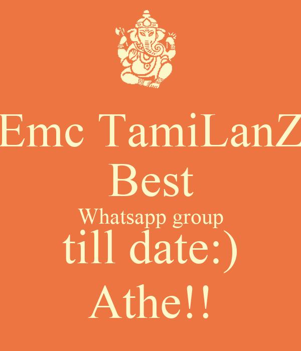 Whatsapp dating group