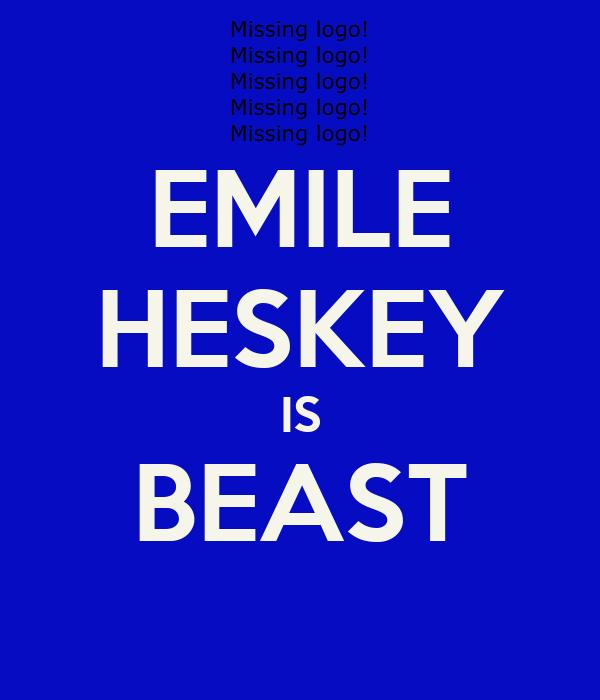 EMILE HESKEY IS BEAST