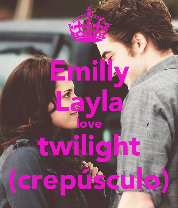 Emilly Layla love twilight (crepúsculo)
