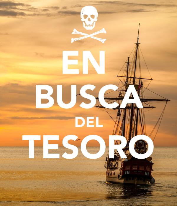EN  BUSCA DEL TESORO