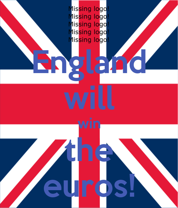 England will win the euros!