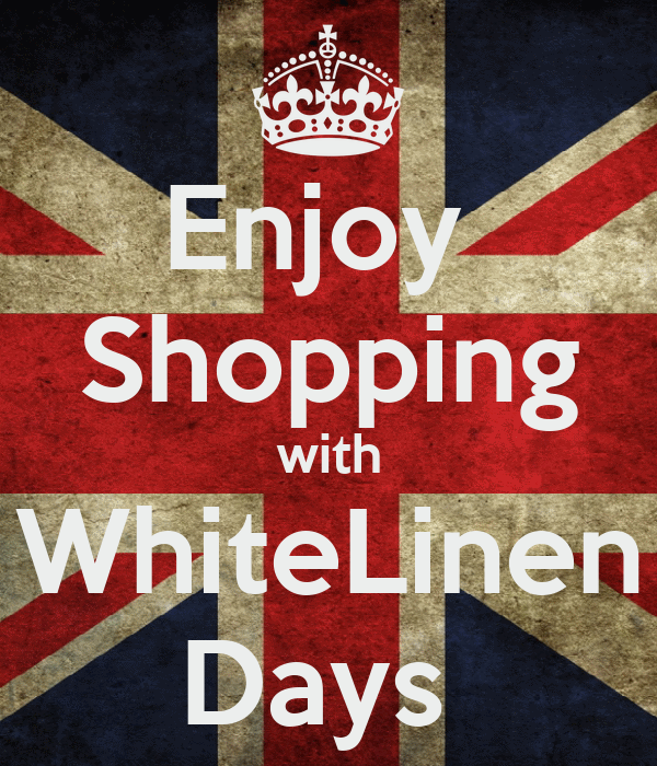 Enjoy  Shopping with WhiteLinen Days