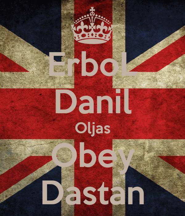 ErboL Danil Oljas Obey Dastan