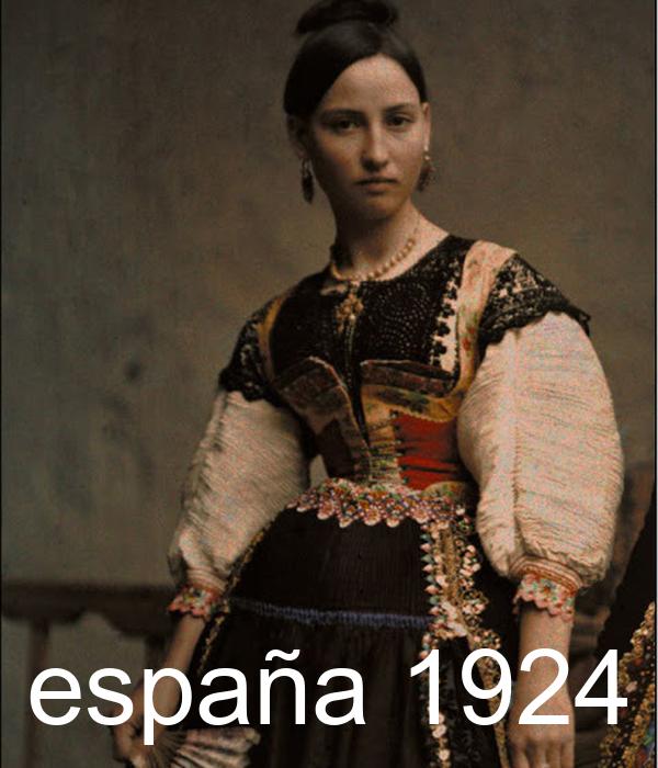 españa 1924