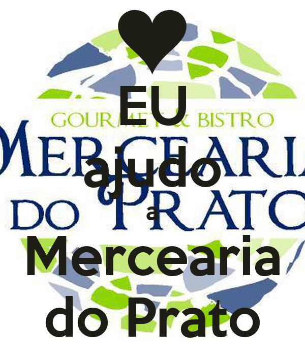 EU ajudo a Mercearia do Prato